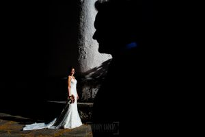 Boda en Béjar de Vanessa y Jorge realizada por Johnny García, fotógrafo de bodas en Béjar. Foto de la novia.