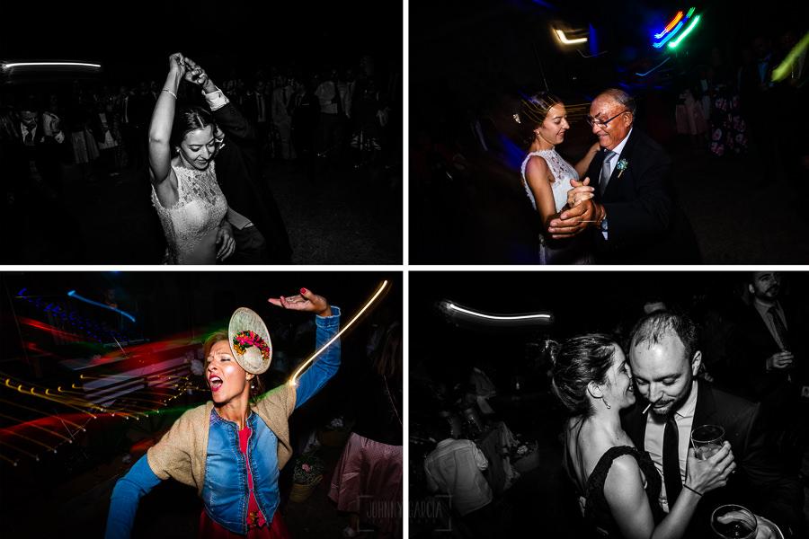 Bodas en Piedrahíta de Ana y Alberto, realizada por el fotógrafo de bodas en Salamanca Johnny García. Varias imágenes de la fiesta.