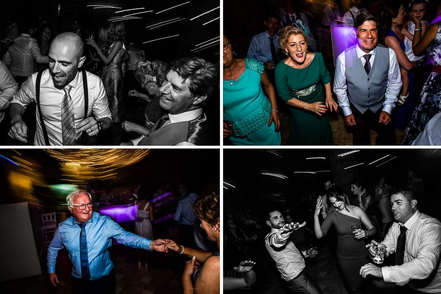 Bodas Jarandilla de la Vera, boda de Clara y David en el Hotel Ruta Imperial, fotos realizadas por Johnny García, fotógrafo de bodas en Cáceres. Varias fotos de la fiesta.