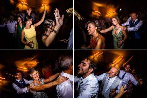 Boda en Aldeanueva del Camino de Sonia y Samuel realizada por el fotógrafo de bodas Johnny García. Varios momentos de la fiesta con los novios y sus familiares.