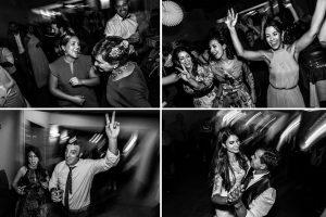 Boda en Hervás de Yolanda e Ignacio, foto realizada por el fotógrafo de bodas en Cáceres Johnny García. Momentos del baile y la fiesta.