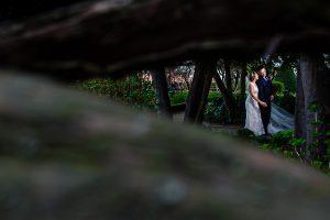 Boda en Puerto de Béjar de Susana y Benjamín, realizada por el fotógrafo de bodas en Guijuelo Johnny García. Foto de postboda de Susana y Benjamín.