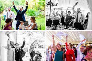 Boda en Puerto de Béjar de Susana y Benjamín, realizada por el fotógrafo de bodas en Guijuelo Johnny García. Momentos durante el banquete.