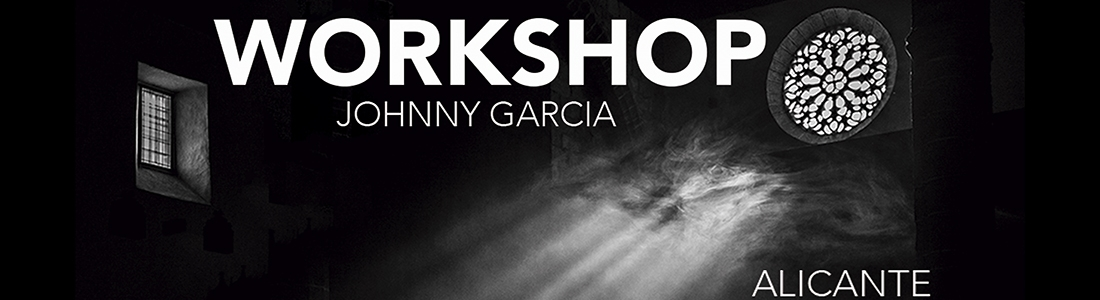 Workshop en Alicante de Johnny García