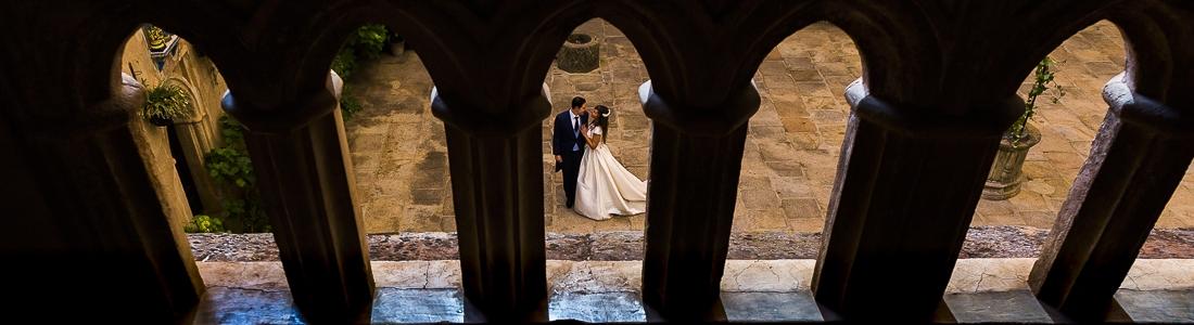 Boda en el Monasterio de Guadalupe | Ana Belen + Javier
