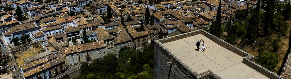 Boda en Granada | Marta + Mauricio