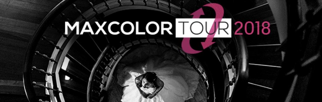 Ponente Maxcolor Tour 2018